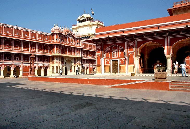 The Gulabi Weather of Jaipur